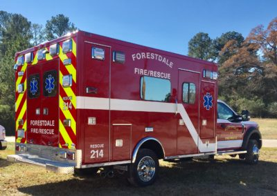 Forestdale Fire Type I Remount