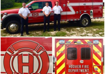 Hoover Fire Type I Remount