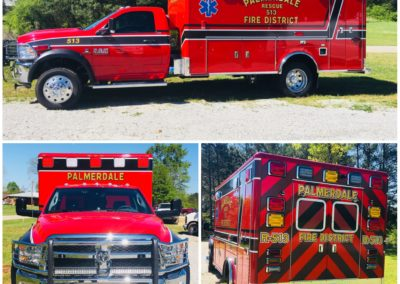 Palmerdale Fire Type I Horton Remount